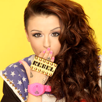 Cher Lloyd about