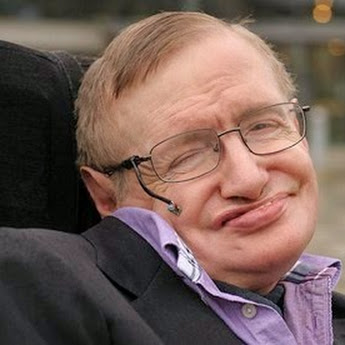 Stephen Hawkings image