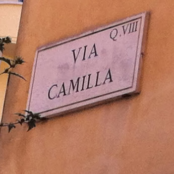 Camilla Camy about