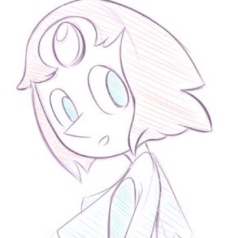 Pearl The Crystal Gem image