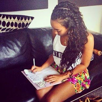Leigh-Anne Pinnock about