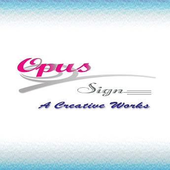 Opus sign about